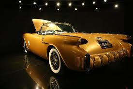 The only F88 in existence was designed and constructed by Harley Earl